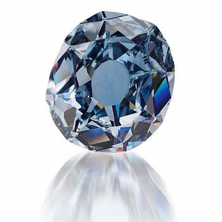 the colorless appears set this diamond it wittelsbach cushion at image shaped a replica glass in although with nearly of top wittelsbachdiamond